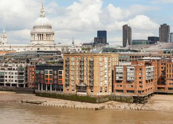 Thumbnail 1 bed flat for sale in Globe View, High Timber Street, The City Of London