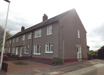 Thumbnail 4 bed end terrace house to rent in Church Street, Stenhousemuir, Larbert