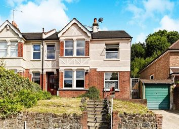 Thumbnail 5 bed semi-detached house for sale in Croydon Road, Caterham, Surrey, .
