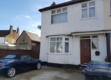 Thumbnail 4 bedroom semi-detached house to rent in Queens Avenue, Greenford