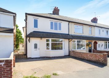 Thumbnail 3 bed end terrace house for sale in Knightthorpe Road, Loughborough