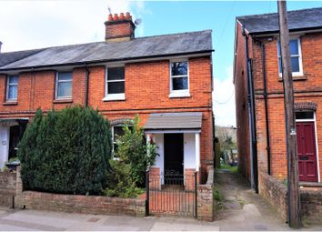 Thumbnail 2 bed end terrace house for sale in Winchester Road, Basingstoke