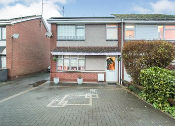 Thumbnail 3 bed semi-detached house for sale in Acacia Crescent, Bedworth, Warwickshire