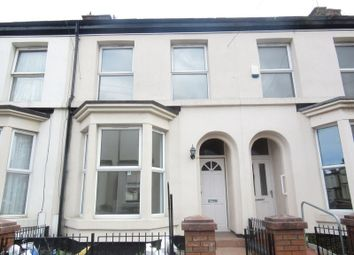 Thumbnail 3 bed terraced house to rent in Grasmere Street, Liverpool