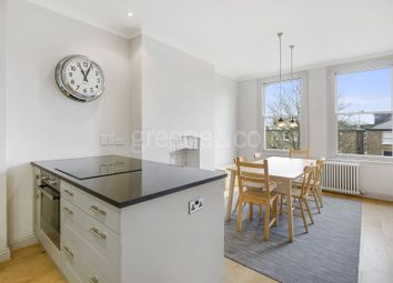 Thumbnail 4 bedroom flat to rent in Mill Lane, West Hampstead, London