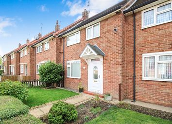 Thumbnail 2 bedroom terraced house for sale in Twyford Close, Hull