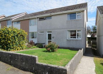 Thumbnail 3 bed property for sale in Gilbert Close, St. Stephen, St. Austell