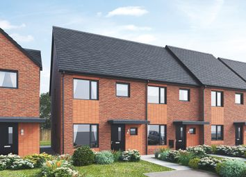 Thumbnail 3 bed mews house for sale in Minshull Way, Rock Ferry