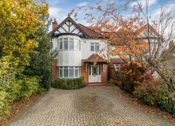 Thumbnail 6 bed detached house for sale in Elmwood Avenue, Kenton, Harrow
