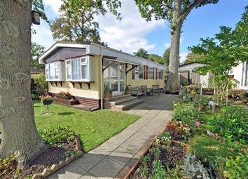 Thumbnail 2 bed mobile/park home for sale in Beech Avenue, Deanland Wood Park, Golden Cross, Hailsham