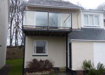 Thumbnail 2 bed end terrace house for sale in Ffordd Hebog, Y Felinheli, Gwynedd