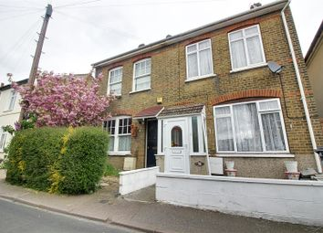 Thumbnail 3 bedroom semi-detached house for sale in Albury Grove Road, Cheshunt, Waltham Cross
