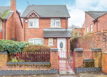 Thumbnail 3 bed detached house for sale in Broad Green Road, Old Swan, Liverpool