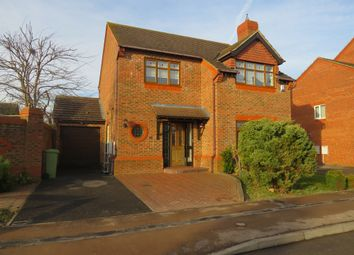 Thumbnail 4 Bedroom Detached House For Sale In Cheshire Rise Bletchley Milton Keynes