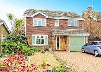 Thumbnail 4 bed detached house for sale in Climping, Littlehampton