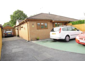 Thumbnail 2 bed semi-detached house for sale in Whinchat Close, St. Mellons, Cardiff