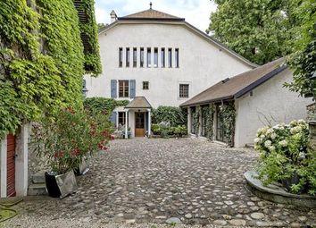 Thumbnail 11 bedroom detached house for sale in Chemin Des Côtes, 1297 Founex, Switzerland