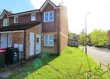 Thumbnail 1 bed maisonette for sale in Bolton Road, Maidenbower, Crawley, West Sussex.
