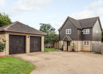 Thumbnail 4 bedroom detached house for sale in Laneside Hollow, Northampton