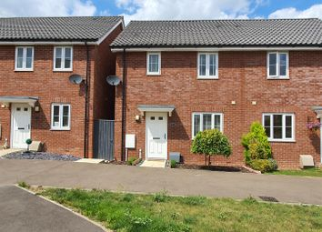 Thumbnail 3 bed property for sale in Valley View Drive, Great Blakenham, Ipswich