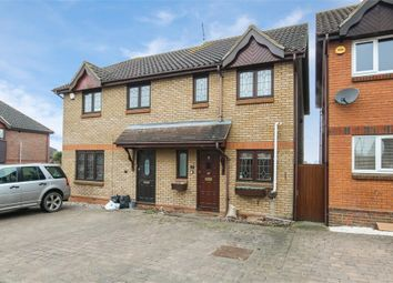Thumbnail 2 bed semi-detached house for sale in Nicholson Grove, Wickford, Essex