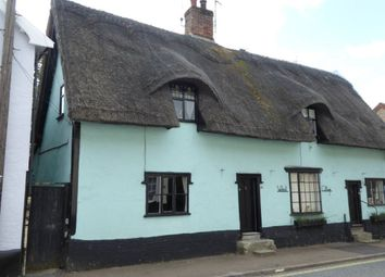 Thumbnail 1 bed cottage to rent in Saddlers Yard, High Street, Ixworth, Bury St. Edmunds