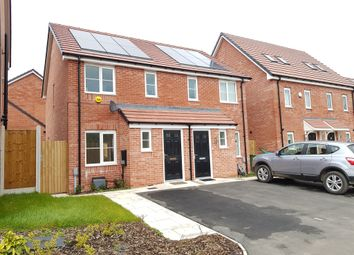 2 bed semi-detached house for sale in Turtledove Close, Coventry CV3