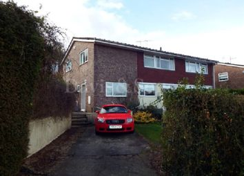 Thumbnail 4 bedroom semi-detached house for sale in College Glade, Caerleon, Caerleon, Newport.