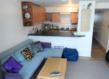 Thumbnail 1 bed flat to rent in Thrupp Close, Mitcham