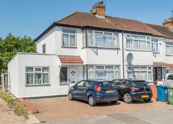 Thumbnail 4 bed end terrace house for sale in Orchard Grove, Harrow