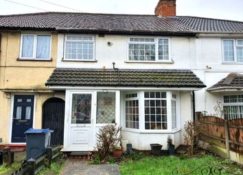Thumbnail 3 bed terraced house for sale in Bordesley Green East, Stechford, Birmingham