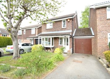 Thumbnail 3 bed link-detached house to rent in Glamis Close, Frimley, Camberley