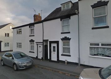 Thumbnail 1 bedroom terraced house to rent in George Street, Kidderminster