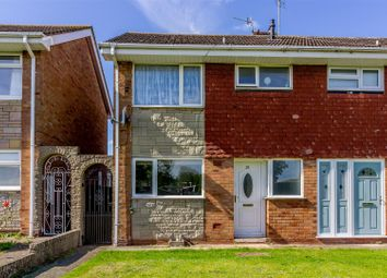 Thumbnail 3 bed semi-detached house for sale in Oakleigh Walk, Kingswinford