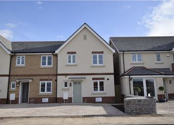 Thumbnail 3 bed end terrace house for sale in Plot 4 The Burton, Charlotte Mews, Heath Rise, Cadbury Heath, Bristol