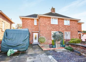 Thumbnail 3 bed semi-detached house for sale in Keable Close, Norwich