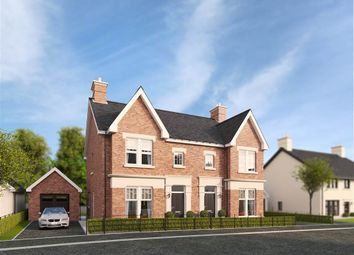 Thumbnail 4 bedroom semi-detached house for sale in 14, Belvoir Park, Belfast