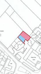 Thumbnail Land for sale in Plane Tree Farm, Barnburgh, South Yorkshire