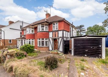 Thumbnail 3 bed semi-detached house for sale in Latchmere Lane, Kingston Upon Thames