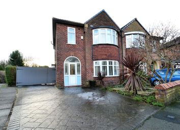 Thumbnail 3 bedroom semi-detached house for sale in May Road, Swinton, Manchester