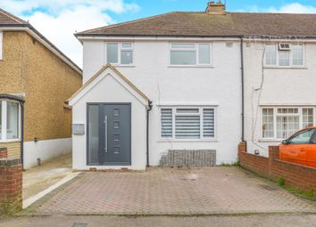 Thumbnail 3 bed end terrace house for sale in Peters Avenue, London Colney, St. Albans