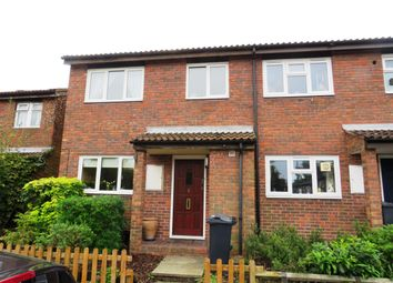 Thumbnail 3 bed end terrace house to rent in Hawthorn Close, Redhill