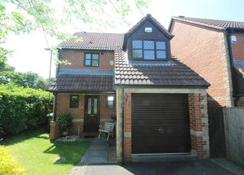 Thumbnail 3 bed detached house for sale in Beech Avenue, The Pastures, Cramlington
