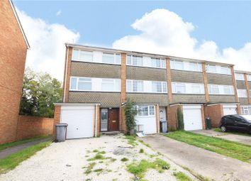 Thumbnail 4 bed town house to rent in Elvaston Way, Tilehurst, Reading, Berkshire