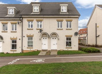 Thumbnail 3 bed town house for sale in Greenshank Drive, Dunfermline, Fife