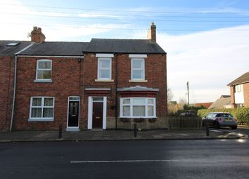 Thumbnail 3 bedroom terraced house for sale in Front Street, Broompark, Durham