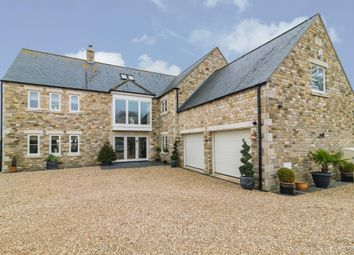 Thumbnail 6 bed detached house for sale in Main Street, Upper Benefield, Peterborough
