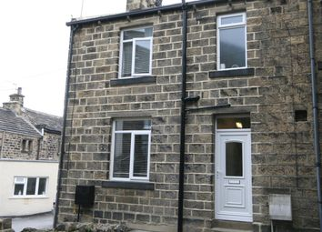 Thumbnail 1 bed terraced house to rent in Barraclough Buildings, Greengates, Bradford
