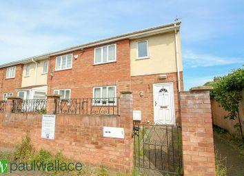 Thumbnail 3 bed end terrace house for sale in Raglan Avenue, Waltham Cross