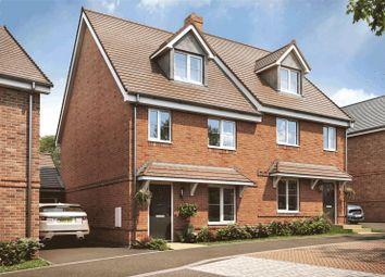 Thumbnail 4 bed semi-detached house for sale in Oak Park, Longmoor Road, Liphook, Hampshire
